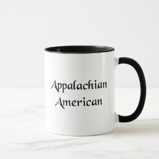 Tasse américaine appalachienne