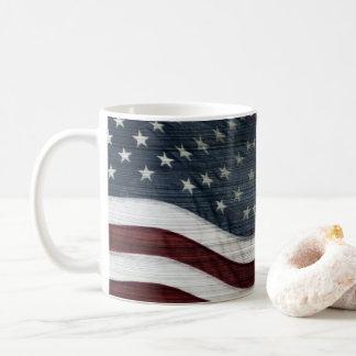 Tasse americana rustique