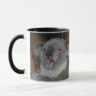 Tasse amicale de koala