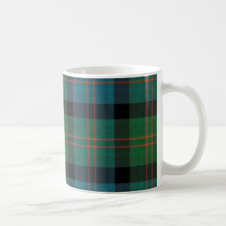 Tasse antique de tartan de Blair