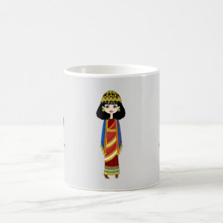 Tasse assyrienne 2 de la Reine