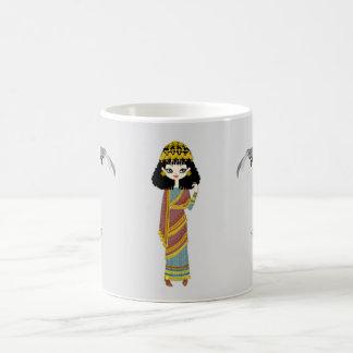 Tasse assyrienne de la Reine