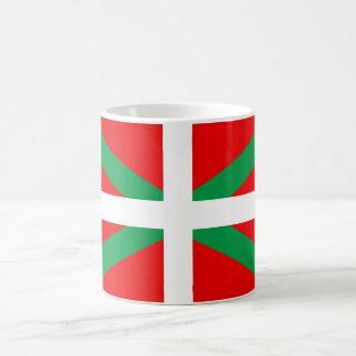"""Tasse avec drapeau Basque """"Ikkurina"""""""