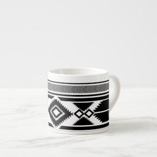 tasse aztèque de café express