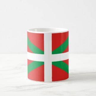 Tasse Basque de drapeau