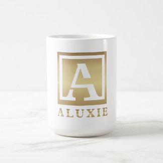 Tasse blanche classique d'ALUXIE
