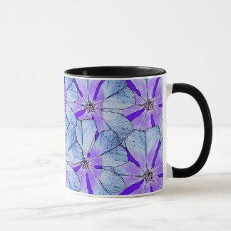 Tasse bleue de Vincas