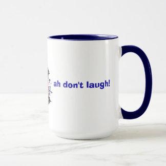 Tasse britannique de comédien