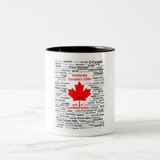 Tasse Canada150