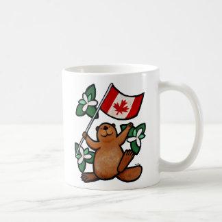 Tasse canadienne drôle de cadeau de tasse