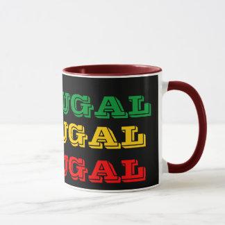 Tasse Caneca De Portugal de thé de café du