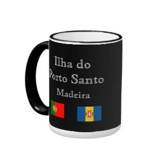 Tasse Caneca Porto Santo de Madeira*- Porto Santo