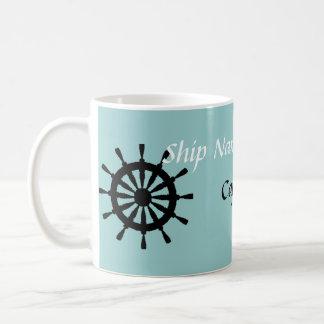 Tasse - capitaine de bateau