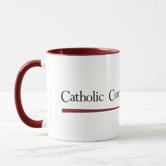 Tasse catholique de services à la communauté