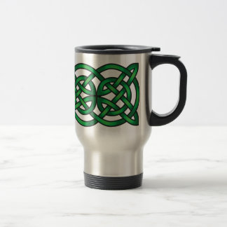 Tasse celtique de noeud