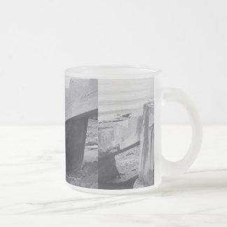 tasse cémenteuse de gel
