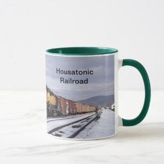 Tasse - chemin de fer de Housatonic