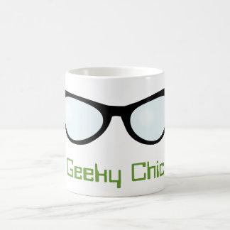 Tasse chic Geeky
