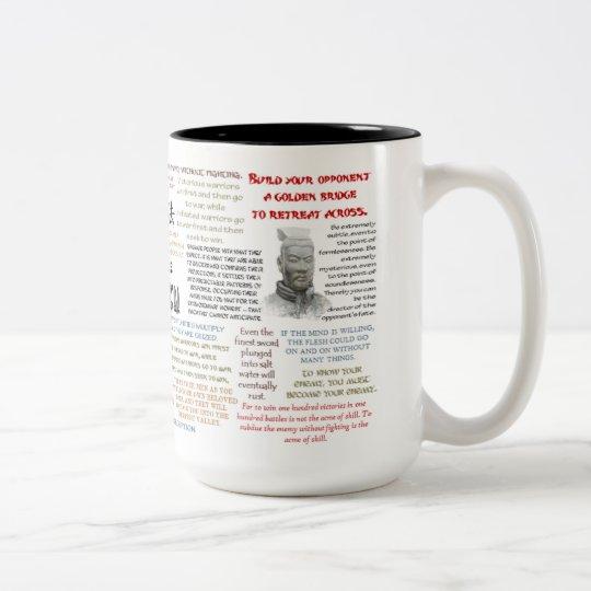 Tasse citable de Sun Tzu
