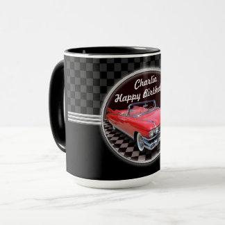 Tasse classique de partie de Cadillac