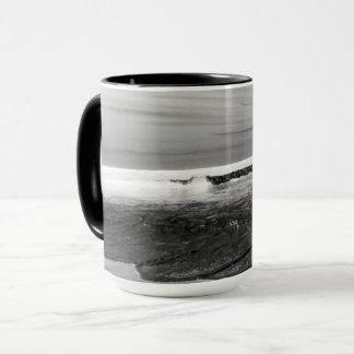 Tasse combinée d'Océan atlantique 001 noirs par