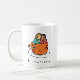 Tasse comique drôle de thé de Humanitea |