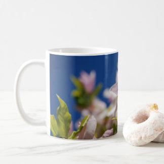 Tasse consciente de magnolias
