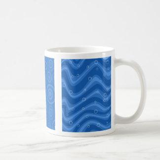 Tasse constante de mouvement - bleu de Motherwell