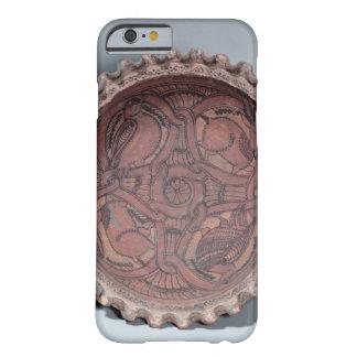 Tasse copte, terre cuite peinte avec des coque iPhone 6 barely there