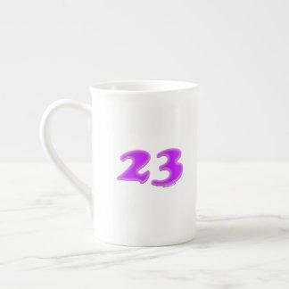 Tasse CRUE de la porcelaine tendre Lumi/23