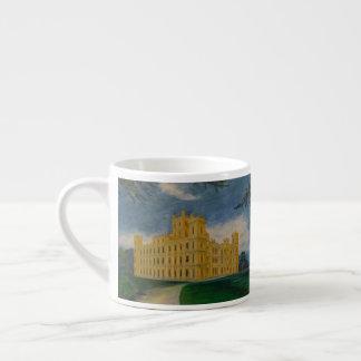 Tasse d'abbaye de Downton