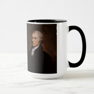 Tasse d'Alexander Hamilton