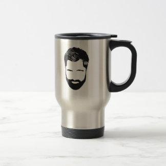 Tasse d'amour de barbe