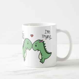 Tasse d'amour de Dino !