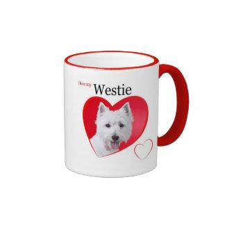 Tasse d'amour de Westie