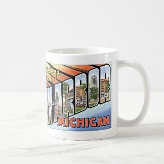 Tasse d'Ann Arbor