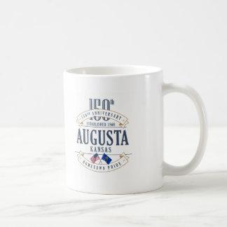 Tasse d'anniversaire d'Augusta, le Kansas 150th