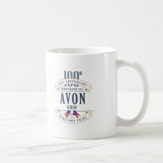 Tasse d'anniversaire d'Avon, Ohio 100th