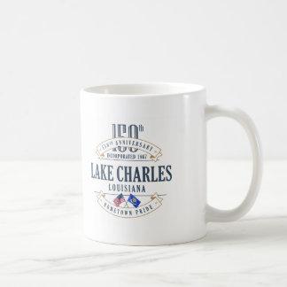 Tasse d'anniversaire de Lake Charles, Louisiane
