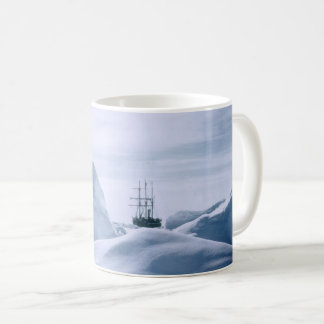 Tasse d'ANTARCTIQUE de résistance de Shackleton