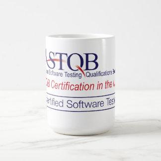 Tasse d'appareil de contrôle de logiciel certifiée
