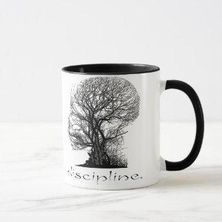 Tasse d'arbre de discipline