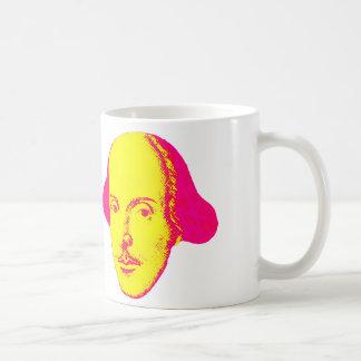 Tasse d'art de bruit de William Shakespeare
