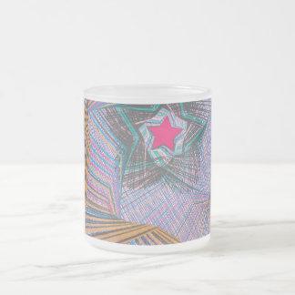 Tasse d'art pour votre café de matin