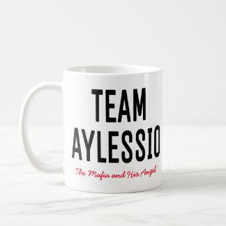 Tasse d'Aylessio d'équipe