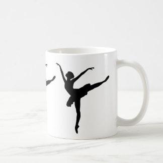 Tasse de ballerine