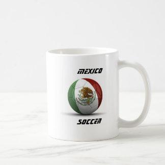 Tasse de ballon de football du Mexique