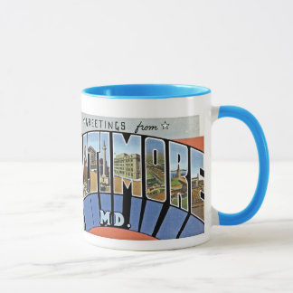 Tasse de Baltimore