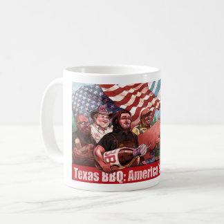 Tasse de BBQ du Texas