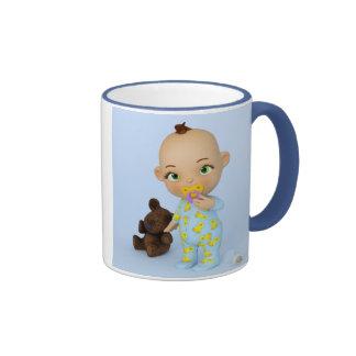 Tasse de bébé de Toon